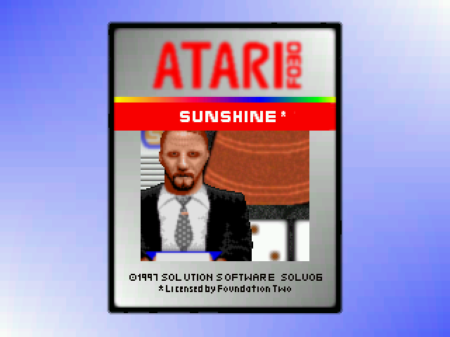 Sunshine [Falcon030] atari screenshot